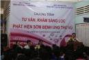 Tư vấn, khám sàng lọc phát hiện sớm bệnh ung thư vú tại tỉnh Gia Lai