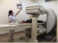 Hệ thống xạ hình SPECT tại Trung tâm Y học hạt nhân và Ung bướu