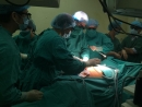 Ca phẫu thuật nội soi 3D đầu tiên cho bệnh nhân ung thư đại trực tràng