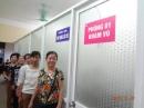 Khám sàng lọc miễn phí ung thư vú cho phụ nữ tại Trung tâm Y học hạt nhân và Ung bướu, Bệnh viện Bạch Mai