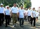 Sau chữa trị ung thư tuyến tiền liệt nên đi bộ